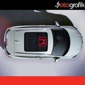 Honda Sunroof Logo Stıcker