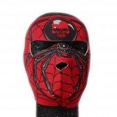 Tex 1312 Full Face Neopren Örümcek Adam Desenli Maske