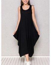 Kadın Askılı Elbise 1413