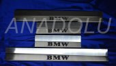 Bmw E36 Krom Kapı Eşiği 4 Parça 1992 1998 Paslanma...