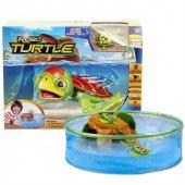 Robo Turtle Robot Kaplumbağalar Oyun Seti