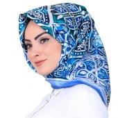 Silkhome Eşarp Tivil İpek Desenli Slk1456