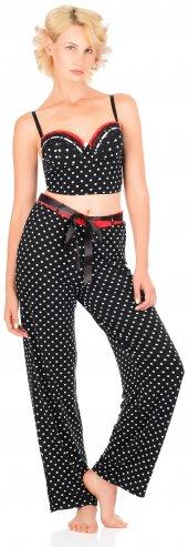 Anıl 4132 Büstiyer Sütyenli Bayan Pijama Set