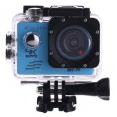4k Ultra Aksiyon Kamerası Wifi 30 Metre Su Geçirmez
