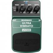 Behringer Mı Ultra Vıbrato Uv300 Klasik Vibrato Efektli Gitar Ped