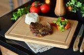 Bambum Tombo Mix Yekpare Steak Tahtası