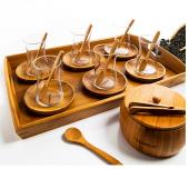 Bambum Gala 22 Parça Çay Seti