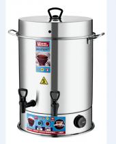 Warm Wasser 120 Bardak Çelik Çay Otomatı & Çay Makinesi Semaver