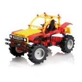 Fischer Technik Arabalar Ve İtiş Mekanizmaları Lego Seti