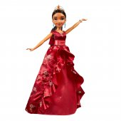 Disney Prenses Elena Balo Elbiseli Figür