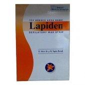 Lapiden Ağda Bandı Vücut Için 12 Adet (6 Çift)