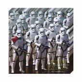 Star Wars Güç Uyanıyor Kağıt Peçete 33x33 Cm 20 Adetli