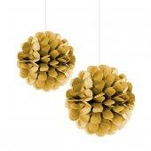 Fener Decoratıon Balls 30 Cm Gold