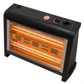Conti Cqs 1800 Sole Elektrikli Soba Buharlı + Termostatlı + Devrilme Emniyetli Elektrikli Isıtıcı
