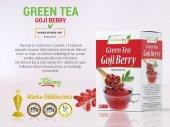 Naturpy Goji Berry Ve Yeşil Çaylı Karışık Bitki Çayı