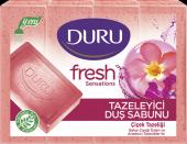 Duru Fresh Sensations Tazeleyici Duş Sabunu Çiçek Tazeliği 640 Gr