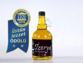 Izorya Erken Hasat Zeytinyağı Soğuk Sıkma 1l Gallone Cam Şişe