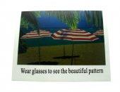 Polarize Gözlük Test Kağıdı