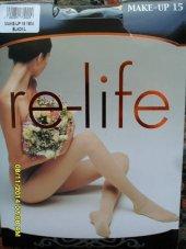 Re Life Make Up 15 Den A Kalite Makyajlı Çorap