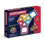 Magformers Standart 26 Manyetik Oyun Seti