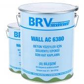 Brv Wall Ac 6380 Beton Yüzeyler İçin Epoksi Son Kat Boya