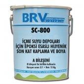 Brv Seal Sc 800 İçme Suyu Depolarına Hijyenik Kaplama Ve Boya