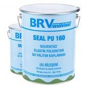 Brv Seal Pu 160 Elastik Poliüretan Su Yalıtım Kaplaması