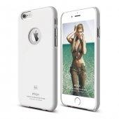 Elago Slim Fit İphone 6 6s Beyaz Kılıf