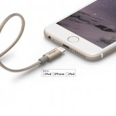 Elago Apple Lightning Gold Şarj Kablosu