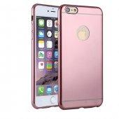 Iphone 6 6s Plus Electro Laser Rose Gold Kılıf