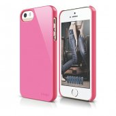 Elago S5 Slim Fit 2 İphone 5 5s Se Pembe Kılıf