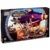 Mega Bloks World Of Warcraft Oyuncak Goblin Zeppelın Ambush