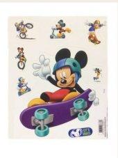 Fosforlu Sticker Mickey Mouse 19 Cm