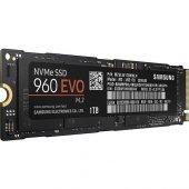 Samsung 960 Evo Nvme 1tb 3200mb 1900mb S M.2 Ssd Mz V6e1t0bw