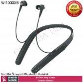 Sony Wı 1000x Gürültü Önleyicili Nfc Bluetooth Kulakiçi Kulaklık
