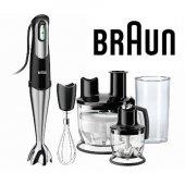 Braun Multiquick 7 Mq785 Patisserie Plus El Blender Seti