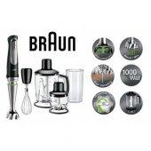 Braun Multiquick 9 Mq 9045x 1000 W Blender Seti