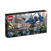 Lego Ninjago Lightning Jet 70614