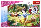 Trefl 200 Parça Pamuk Prenses Ve Yedi Cüceler Puzzle
