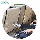 Araba Koltuk Arkası Koruyucu Kılıf (2 Adet) Otomobil Aksesuar