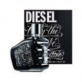 Diesel Only The Brave Tattoo Edt 200 Ml Erkek Parfümü