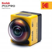 Kodak Pixpro Sp360 Explorer Pack Aksiyon Ve Eğlence Kamerası