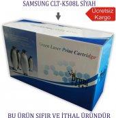 Samsung Clt K508l (Clp 620 Clx 6250) Siyah Muadil Toner