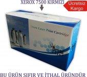 Xerox 7500 (106r01444) Kırmızı Muadil Toner