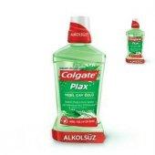 2 Adet Colgate Plax Ağız Bakım Gargara Yeşil Çay Özlü 500 Ml