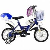 çocuk Bisikleti Bisiklet Çocuk Bisikleti 12 Jant Çocuk Bisikleti 2 3 4 5 Yaş Çocuk Bisikleti Mavi