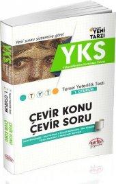 Editör Yks 1. Oturum Tyt Türkçe Matematik Çevir Konu Çevir Sor
