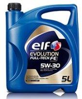 Elf Evolutıon Fulltech Fe 5w30 5 Litre Dpf&#039 Li