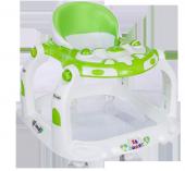 Yürüteç Bebek Yürüteçi Es Aras Hoppala Robot Müzikli Yaylı Robot Yürüteçi Hoppala Örümcek Yeşil Yeni Model