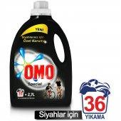 Omo Sıvı Deterjanı Black 36 Yıkama 2700 Ml Omo Sıvı Deterjanı Bla